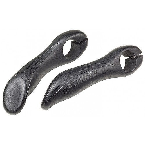 BAR ENDS SPECIALIZED OVERENDZ P2 PRETO