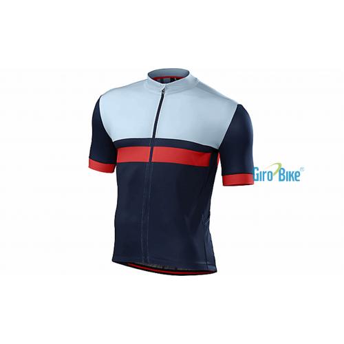 Camisa Specialized Rbx Pro – Azul/Vermelho