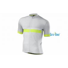 Camisa Specialized Rbx Pro – Cinza/Amarelo