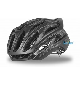 Capacete Specialized S-Works Prevail – Preto Fosco