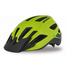 Capacete Specialized Shuffle – Amarelo