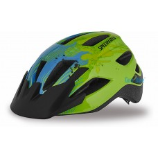 Capacete Specialized Shuffle – Azul/Verde
