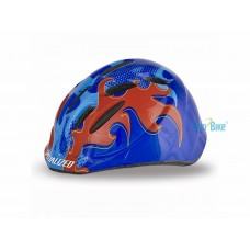 Capacete Specialized Small Fry – Azul Chama