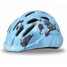 Capacete Specialized Small Fry – Azul Kittens