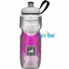 Caramanhola Polar Bottle 20Oz 590ml – Rosa degradê