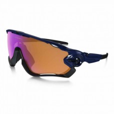 OCULOS OAKLEY JAWBREA POLISHED NAVY PRIZM TRAIL