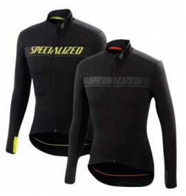 Blusa Specialized Element SL Race Preto