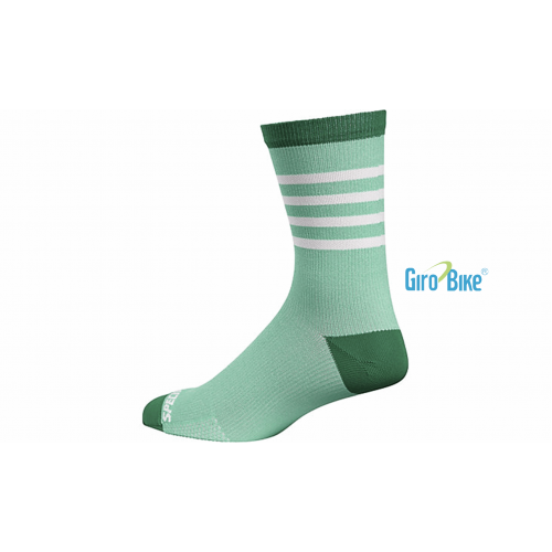 Meia Specialized Road Tall Socks – Verde
