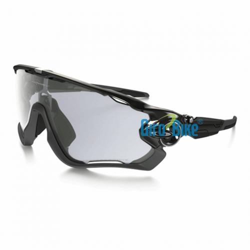 f7f31ef82 Óculos Oakley Jawbreaker Polished Black/Clear Photochromic - OO9290-14 0131