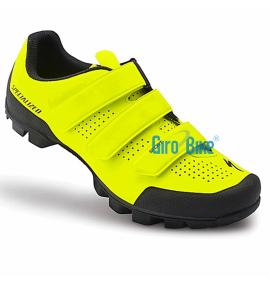 Sapatilha Specialized Sport Mtb – Preto/Amarelo