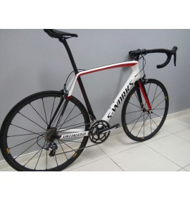 BICICLETA SPECIALIZED TARMAC S-WORKS - SEMI-NOVA