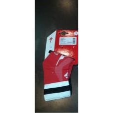 Meia Specialized Comp Racing vermelho