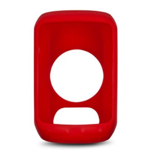 Capa para Garmin Edge 510 - Em silicone-Vermelho