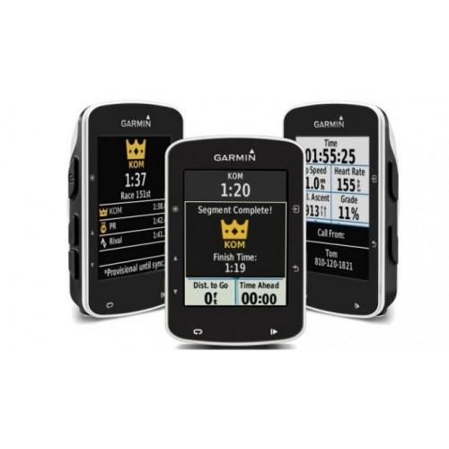 GPS Garmin Edge 520 Strava